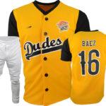 Uniforme Baseball Dudes