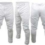 Uniforme Baseball Dudes pantalon blanco