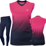 Uniforme running mujer Dion