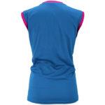 Uniforme running mujer auburn espalda