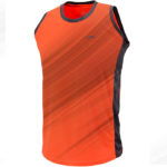 Uniforme running w&f lateral